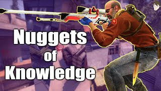 Actually Useful CS:GO Nuggets of Knowledge #8