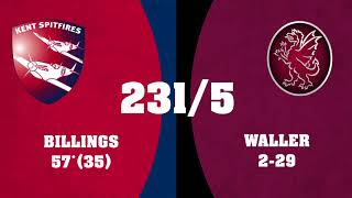 Vitality Blast 2018 Highlights | Somerset get within 5 of record domestic T20 run chase