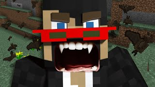 BECOME A VAMPIRE IN MINECRAFT