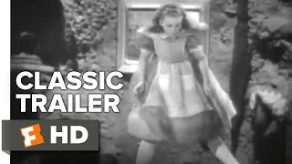 Alice in Wonderland Official Trailer #1 - Gary Cooper Movie (1933) HD