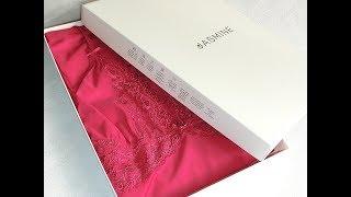Видео обзор ночная сорочка Gabriela (azalie) Jasmine Lingerie