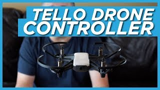 Using the Tello Drone with a GameSir Bluetooth Controller