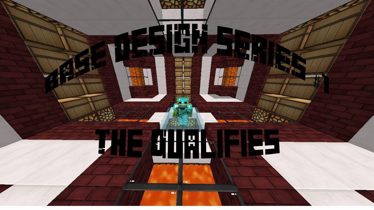 Minecraft Base Design 1