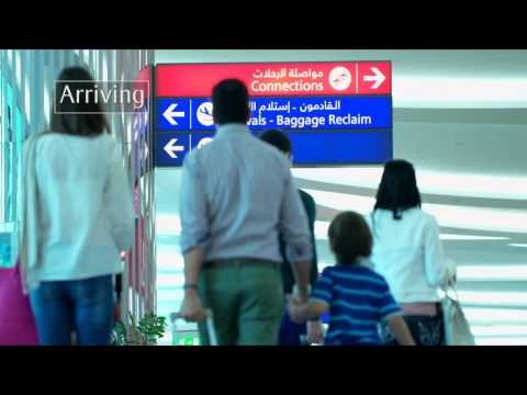 Emirates Airlines   Dubai International Airport Terminal 3