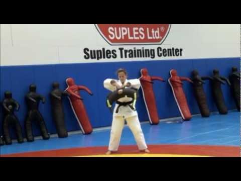 Bulgarian Bag Judo Drills