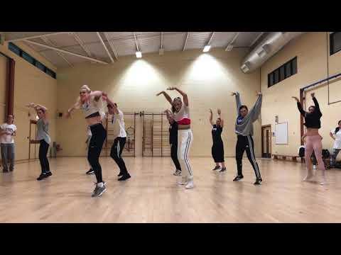 Hip Hop Don't Stop - Advanced Group (Damita Jo Freeman), Kenji's Choreo