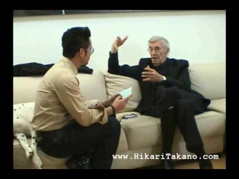 Martin Landau Interview on HikariTakano.com (McQueen & Dean)
