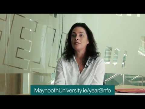 Maynooth University - Year 2 info