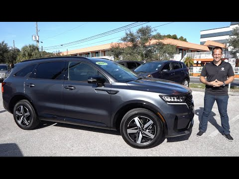 Is the 2021 Kia Sorento the BEST all new SUV to BUY?