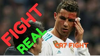Ronaldo Fight with jr.neymar and messi. 2019...real