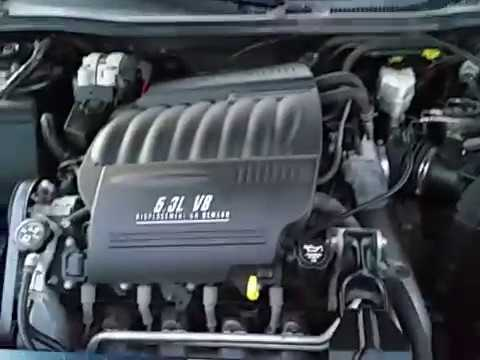 2005 Pontiac Grand Prix Gxp V8 Youtube