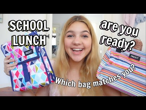 It's within the Bag 7 Strategies for Packing Healthy School Lunches