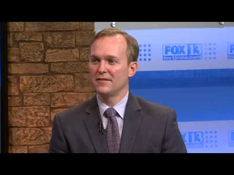 Mayor Ben McAdams on 3 Questions with Bob Evans