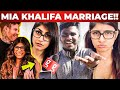 """MIA KHALIFA எங்க தெய்வம்"" - Chennai Fans Reaction on Mia Khalifa Wedding!"