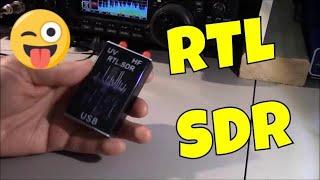 RTL.SDR Install & Config