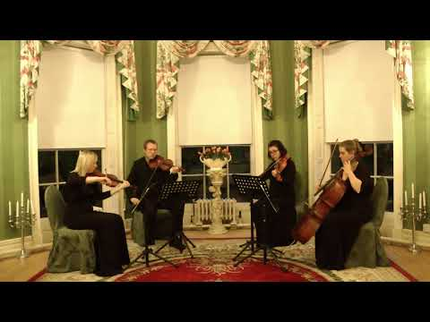 Wonderful Tonight (Eric Clapton) Wedding String Quartet