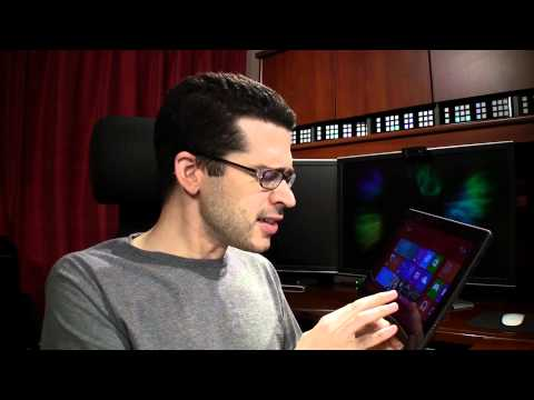 Microsoft Surface Review (with Windows RT)