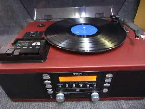 TEAC MODEL No.LP-R550USB