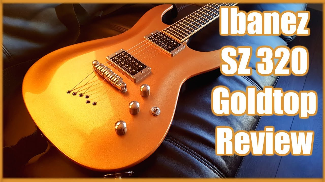 Ibanez Sz320 Review