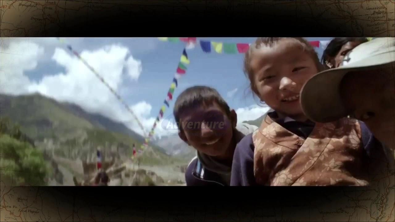 video Ghorepani Poon Hill Trek