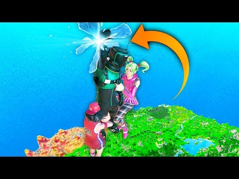 STUCK ON PORTAL RIFT!!  Fortnite Funny and Best Moments Ep203