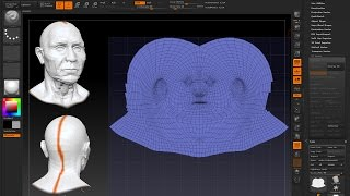 eASY ZBRUSH - UV / UNWRAP - USING UV MASTER PLUGIN