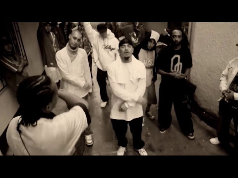 Crack Family - Insurgentes Feat Edp ( Video Oficial )
