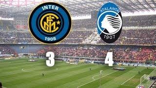 [HD] Inter-Atalanta 3-4 Highlights Serie A G.31