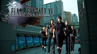 Final Fantasy 15 #3 The unknown package delivered then i big mistake! :O (ps4,xbox1)