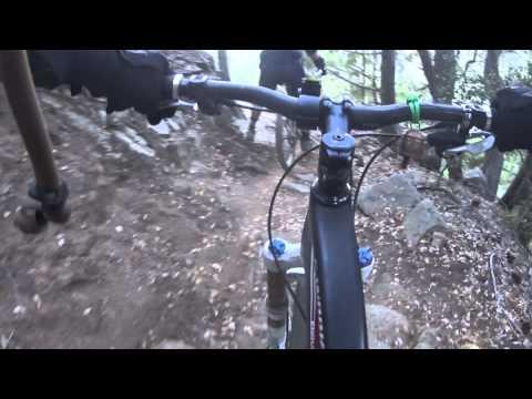 Mt Wilson Trail Angeles Nat. Forest Downhill Mountain Biking