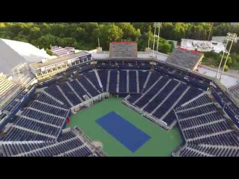 | Aviva Centre Toronto | Rogers Cup 2016 |