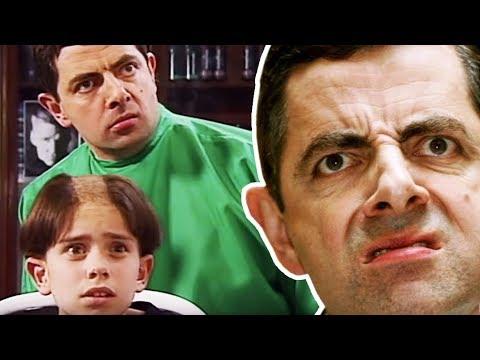 Bean The HAIRDRESSER 💈| Mr Bean Full Episodes | Mr Bean Official