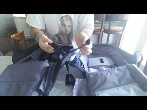 Bobby Anti Theft Backpack Real Vs Fake