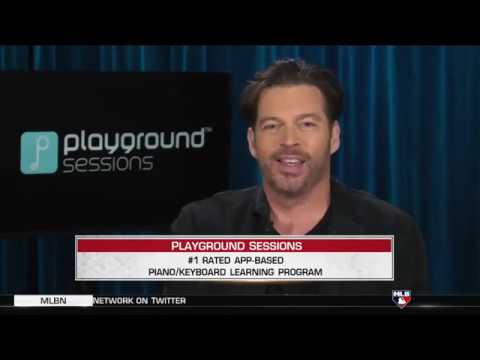 Harry talks Playground Sessions and the New Orleans Saints