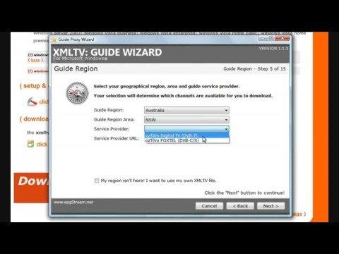 XMLTV: Guide Pack Installation (Episode 1)