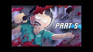 South Park The Fractured But Whole Walkthrough Part 5 - Red Wine Randy Boss (Let's Play Commentary)