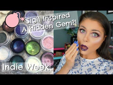 Sigil Inspired Loose Pigments | Indie Week #9