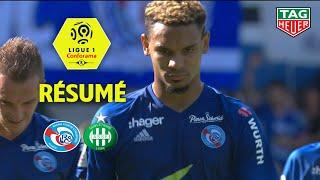 RC Strasbourg Alsace - AS Saint-Etienne ( 1-1 ) - Résumé - (RCSA - ASSE) / 2018-19