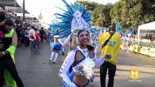 batalla de Flores  2014 Barranquilla  HD - Carnaval de Barranquilla 2014