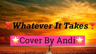Kidz Bop Kids-Whatever It Takes (Cover by Andi)