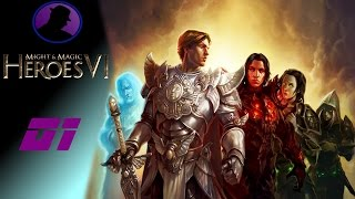 Let's Play Might & Magic Heroes VI - Ep. 1 - No Opening Cinematic!