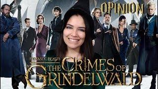 Opinión de Los Crímenes de Grindelwald CON SPOILERS + gana una varita de saúco