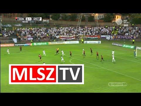 Budapest Honvéd - Újpest FC | 2-1 (0-1) | OTP Bank Liga | 5. forduló | 2017/2018 | MLSZTV