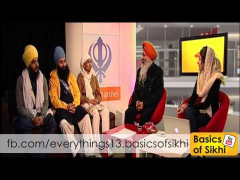 Introducing Sharanjit Kaur on Sikh Channel Breakfast Show