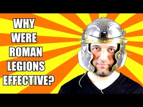 Download Youtube: Why Were The Roman Legions So Effective?