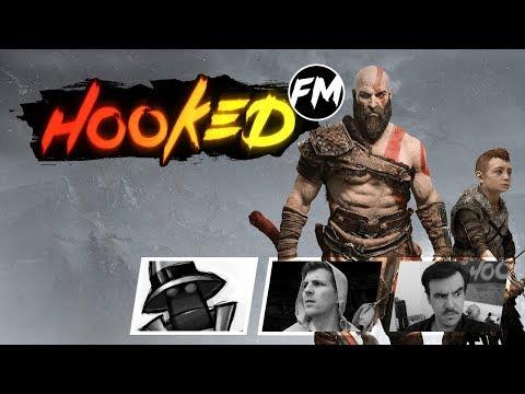 Hooked FM #168 – Mit Leo & David über God of War, Yakuza 6, Battlefield V-Gerüchte, Valve & mehr!