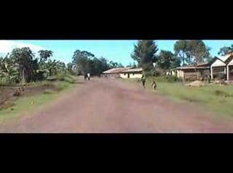 Uganda-Congo border