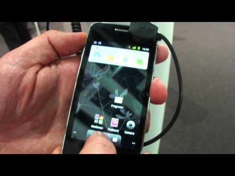 TELEKOM MOVE T-Mobile - Huawei - hands on