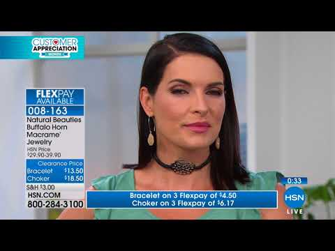 HSN | Designer Gallery with Colleen Lopez Jewelry 04.29.2018 - 06 PM