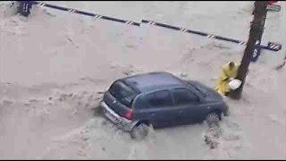 Muere en Alicante arrastrado por una riada